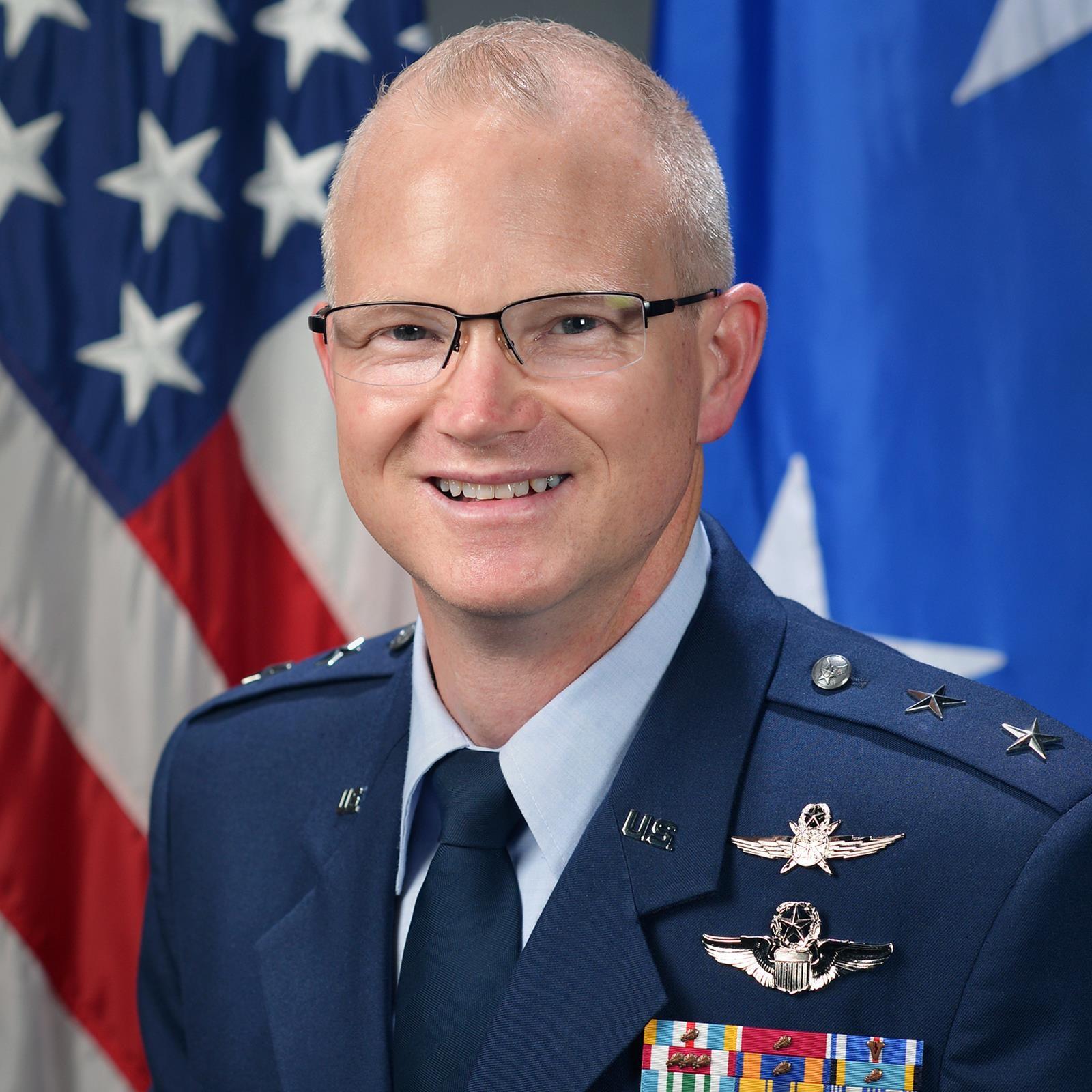 Maj. Gen. Christopher Weggeman