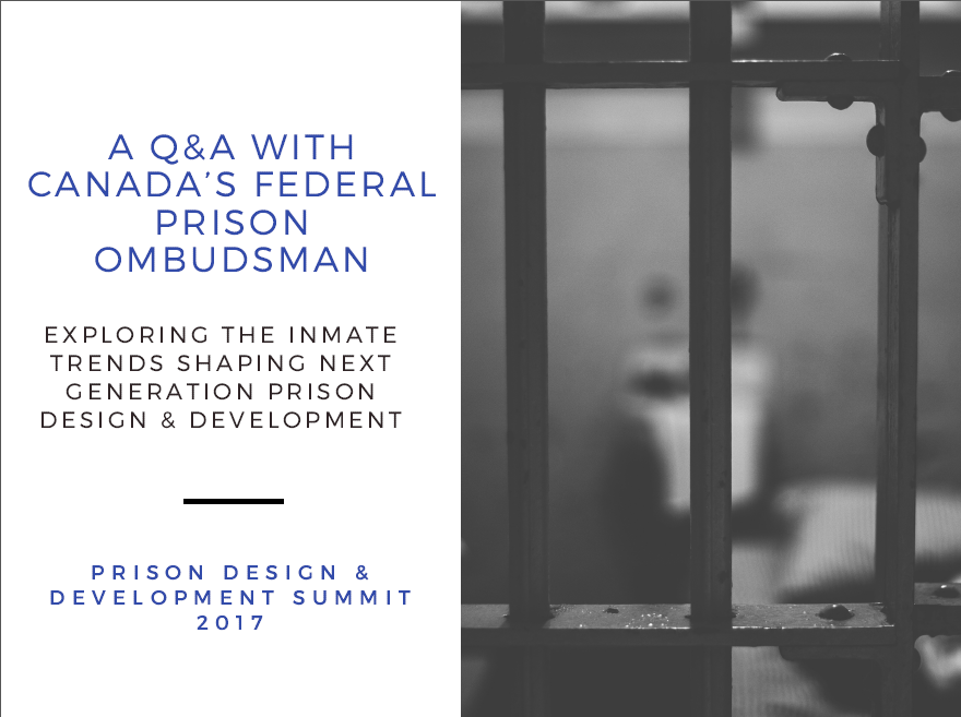 Exploring the Inmate Trends Shaping Next Generation Prison Design & Development.