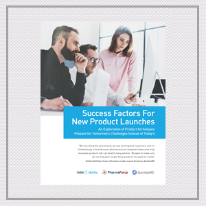Success Factors For New Product Launches: An Exploration of Product Archetypes