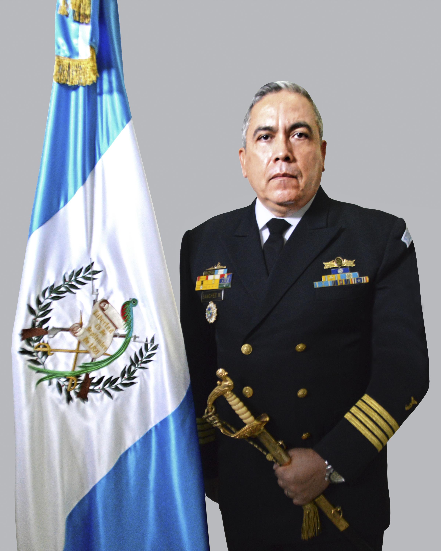 Vice Admiral Erick Alejandro Sanchez Muñiz