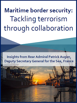 Maritime Border Security: Tackling Terrorism Through Collaboration