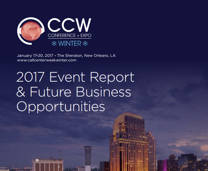 CCW Winter 2017 Event Report
