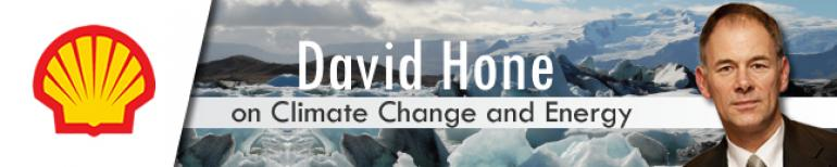 David Hone on Climate and Energy