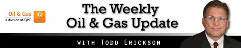 The Weekly Oil and Gas Update