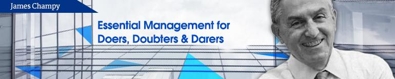 Essential Management for Doers