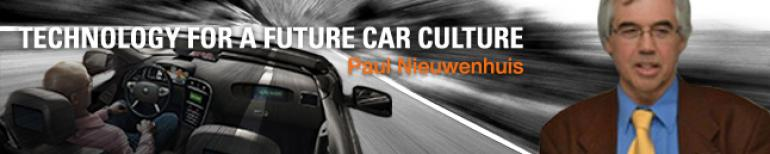 Technology for a Future Car Culture