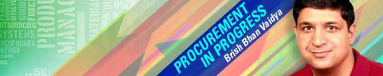 Procurement in Progress