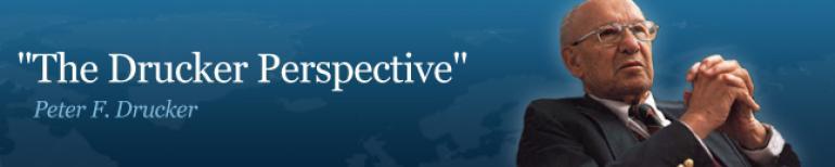The Drucker Perspective