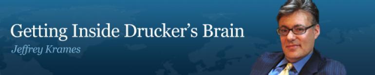 Getting Inside Drucker's Brain