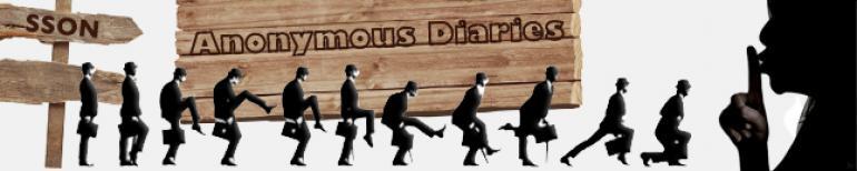 SSON Anonymous Diaries