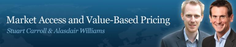 Market Access and Value-Based Pricing