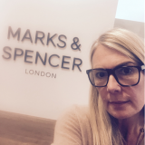 Sue Moore, Head of Store Environment Design, UK & International at Marks & Spencer