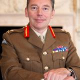 Major General Chris Tickell