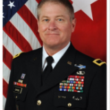 Major General Brian Cummings