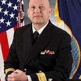 Rear Admiral (Ret.) Dr. Charles Harr