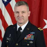 Major General Robert Dyess