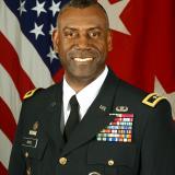 Major General Cedric Wins