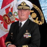 Rear Admiral Giancarlo Jesús Polar Figari