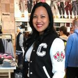 Almira Cuizon, VP, Retail Operations at Roots