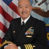 Captain Dr.  Mark M Goto