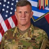 Major General James  Rainey