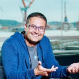 Amer  Mohammed, Head of Digital Innovation at Stena Line
