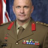 Brigadier General Chris Mills