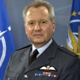 Air Marshal (Ret'd) Sir Christopher Harper KBE, Former Director General at NATO International Military Staff