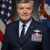 Lieutenant General Jerry Harris