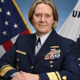 Rear Admiral Linda Fagan