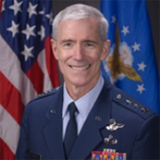 Lieutenant General Robert P 'Bob' Otto (Ret.), Former Deputy Chief of Staff for Intelligence, Surveillance and Reconnaissance at Headquarters U.S. Air Force (2013-2016)
