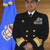 Rear Admiral Paulo Vianey Guevara Rodríguez
