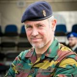Major-General Marc Thys