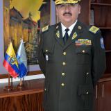 Inspector General Milton Gustavo Zárate Barreiros