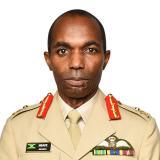 Major General Rocky Meade
