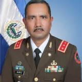 Major General Felix Edgardo Nuñez Escobar