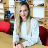 Julija Costantino, Head of Workplace Operations at Pinterest
