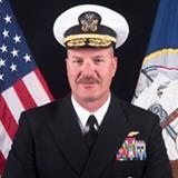 Rear Admiral Dell Bull