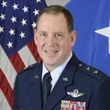 Major General James Hecker