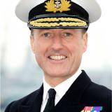 Rear Admiral Paul Bennett CB OBE