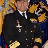 Rear Admiral Renán  Ruiz Cornejo