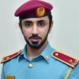 Lieutenant Rashid Ali  Bin Humidan, Head of Contracts Section at General Directorate of Dubai Civil Defence