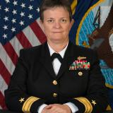 Rear Admiral  Stephanie Keck