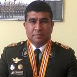 Colonel EP Raul Ramos Peralta