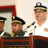 Rear Admiral Ángel  Eugenio Fonseca Donaire