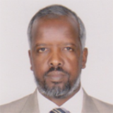 Abdirashid Samater, Cyber Security Advisor at Ministry of Justice, Saudi Arabia