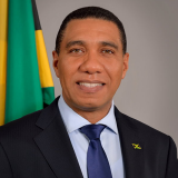 The Most Honourable Andrew Michael Holness ON, MP