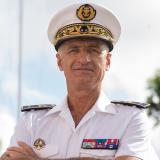 Rear Admiral René-Jean  Crignola