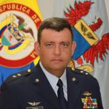 Brigadier General Donall Humberto Tascón Cárdenas