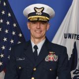 Rear Admiral William Kelly